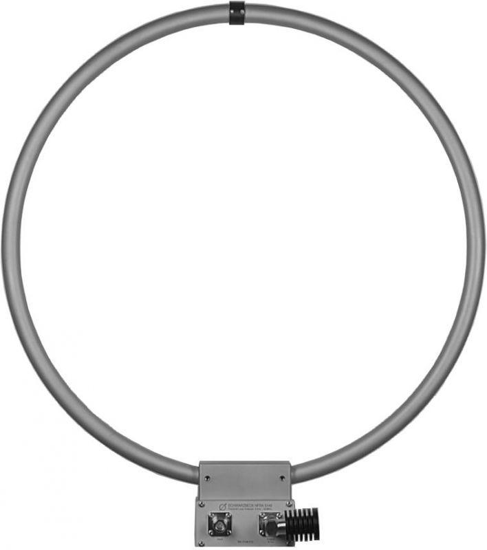 Passive Magnetic Antennas, TX-Loop Antennas