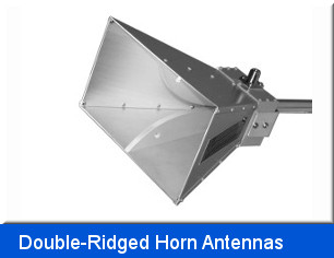 Double-Ridged Horn Antennas