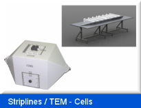 Striplines and TEM-Cells