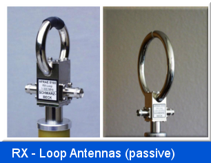 RX Loop Antennas